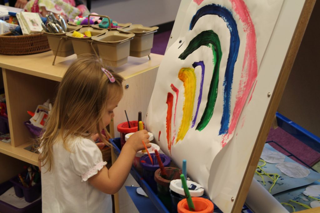 Keeping Kids Connected to the Arts When You're Stuck at Home​